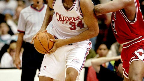 1998 No. 1 Pick: Michael Olowokandi (Los Angeles Clippers)