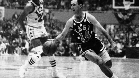 Bob Cousy (1950-70)