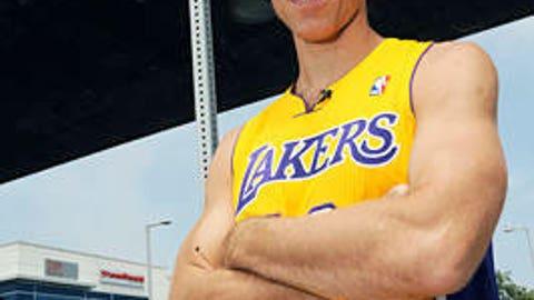 Steve Nash (1996-present)