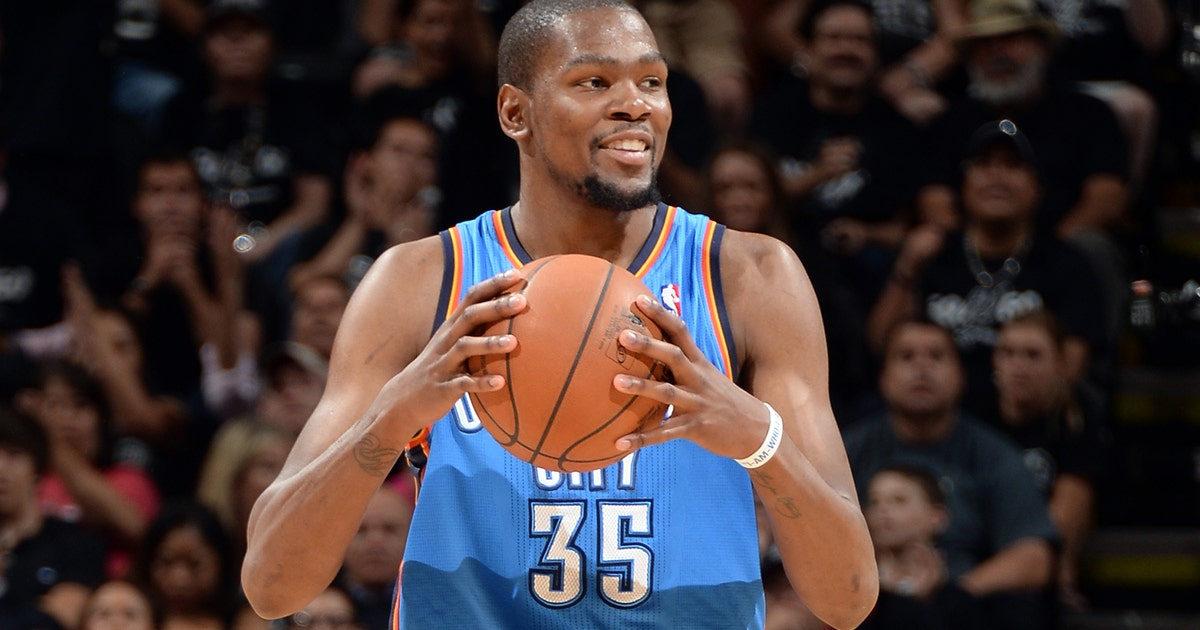 size 40 7be45 7f332 Want a reason KD left Team USA  How  bout 285 million reasons    FOX Sports