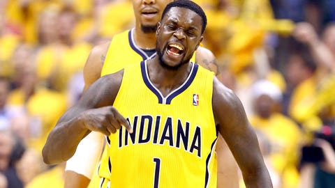 Lance Stephenson, SG, Indiana Pacers
