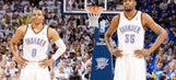 Thunder coach says Durant, Westbrook will begin practicing