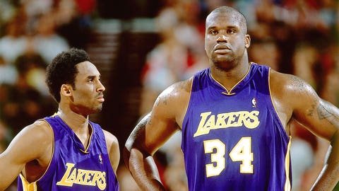Shaquille O'Neal (1992-2011)