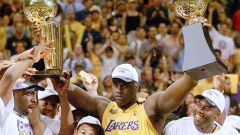 Los Angeles Lakers, 1999-2000 - Regular season: 67-15