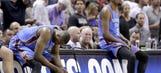 Spurs run Thunder off floor, put OKC on brink of elimination