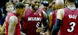 LeBron's 'cramp game' Finals jersey nets $50K at auction