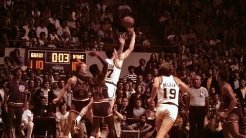 John Havlicek: 13-time All-Star