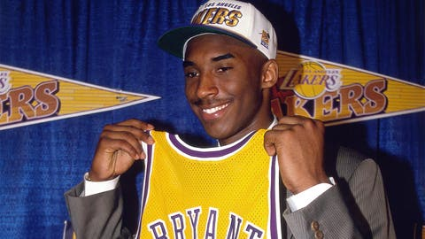 8. Kobe Bryant to the Los Angeles Lakers for Vlade Divac (1996)