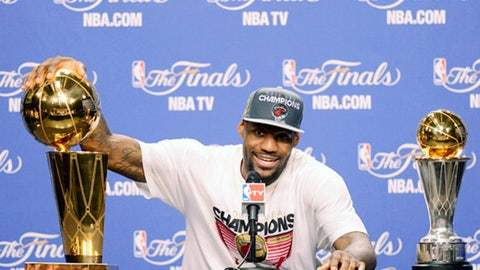 Best of 2010: LeBron James, SF, Heat