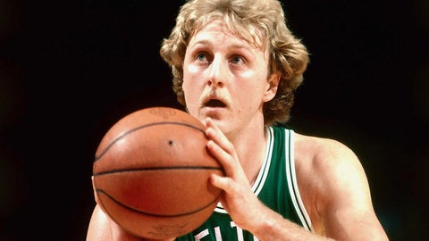 1. Larry Bird
