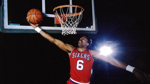 3. Julius Erving