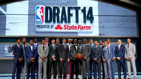 NBA Draft winners and losers