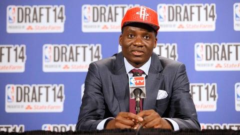 Houston Rockets: B