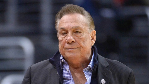 April top story: April 25 – TMZ releases tape of Clippers owner Donald Sterling's racist comments