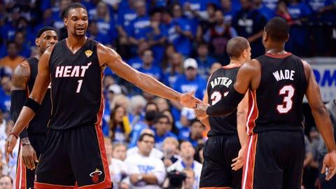 Loser: Miami Heat
