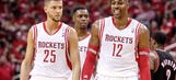 Dwight Howard: Parsons' absence won't affect Rockets