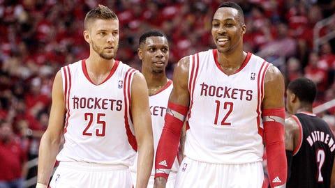 Loser: Houston Rockets