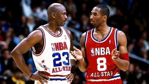Most NBA All-Star Game appearances of all time