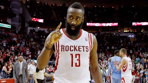 Houston Rockets (50-32)