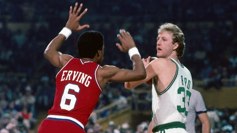 New York Knicks: Tony Riker over Julius Erving (1972, Pick No. 8)