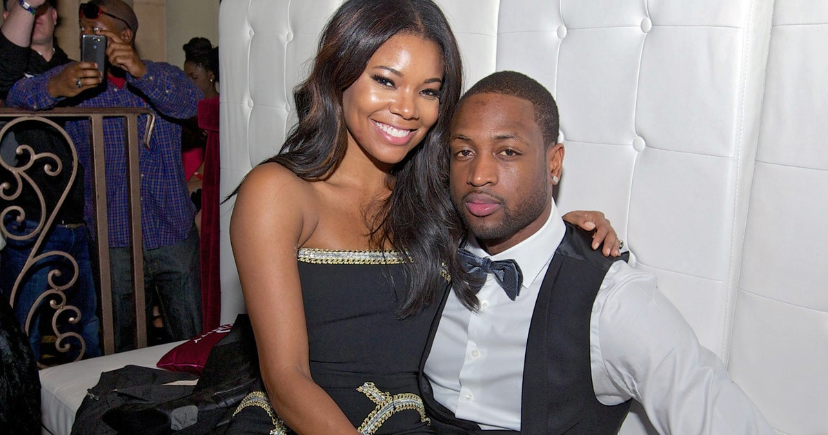 Dwyane wade gabrielle union marry in intimate wedding at castle dwyane wade gabrielle union marry in intimate wedding at castle fox sports junglespirit Gallery