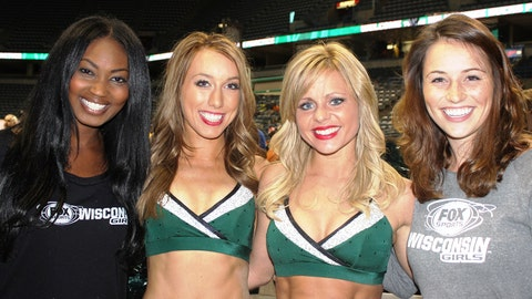The Bucks 2nd Annual Fan Fest gave fans a lot to cheer about!
