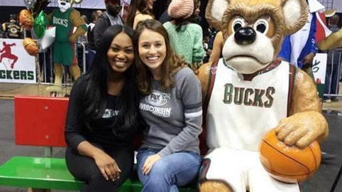 A trip to Bango's Backyard is a must at Bucks Fan Fest.