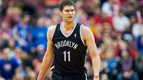 8. Brook Lopez, C, Brooklyn Nets