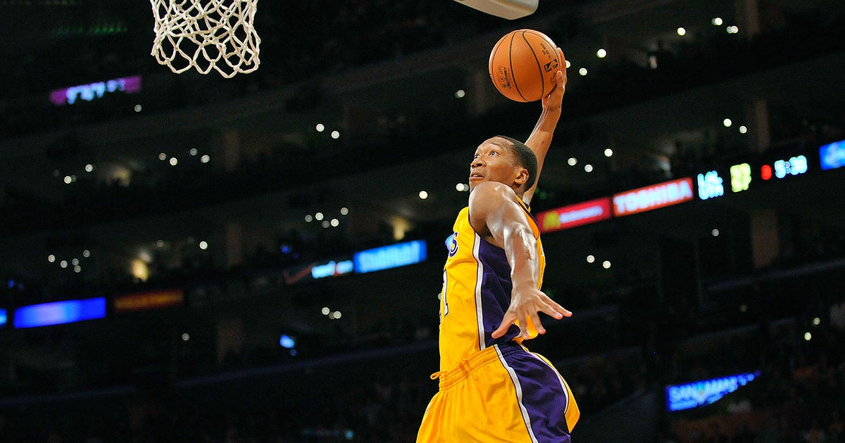 Wesley Johnson On The 2014 15 Lakers Nobody Was Playing