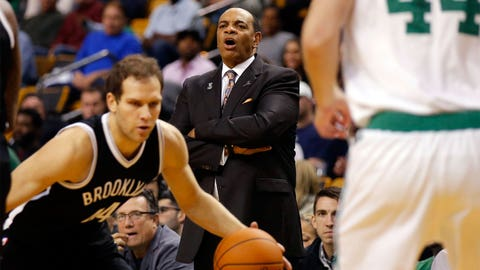 Lionel Hollins takes over in Brooklyn