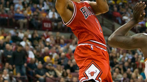 Derrick Rose gets his mojo back