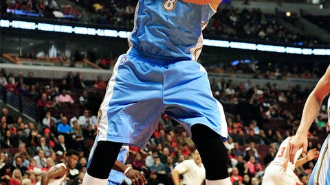 Danilo Gallinari gets healthy in Denver