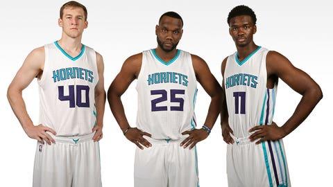 Goodbye Bobcats, hello Hornets