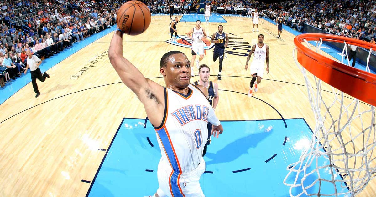 Jazz Prepare For Westbrook Matchup Virtually Impossible