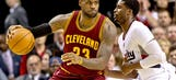 LeBron isn't panicking over 1-3 start; should fans stay calm?