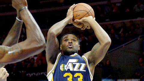 Trevor Booker, 27, Utah Jazz