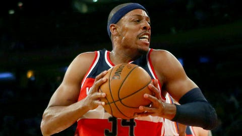 Paul Pierce, 37, Washington Wizards