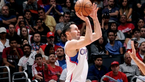 4. J.J. Redick, SG, Los Angeles Clippers