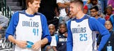 Chandler Parsons mistaken for Dirk Nowitzki at Starbucks