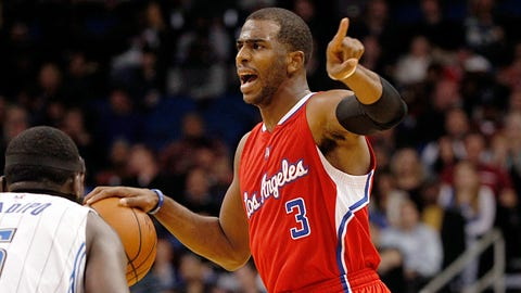 Chris Paul is leading the Clippers on and off the court