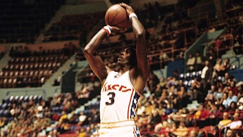 """Mount Saint Mary's: Fred """"Mad Dog"""" Carter (former NBA player)"""