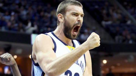 Memphis Grizzlies (15): 6-5