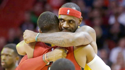 2014: Heat 101, Cavaliers 91