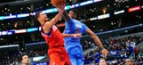 Other than lack of offense, defense, Sixers look good against Clippers