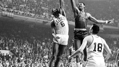 1960-61, Bill Russell