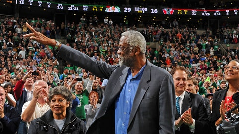 1956: Red Auerbach finds a way to get Bill Russell
