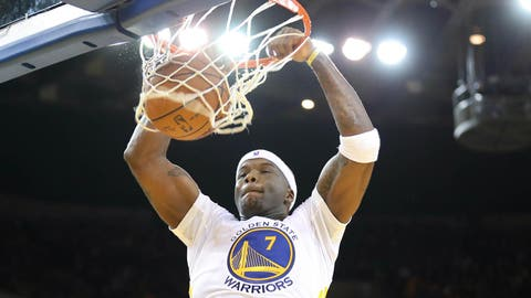 Jermaine O'Neal, 6-11, C, Warriors (unrestricted)