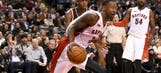 Raptors' Terrence Ross out indefinitely after suffering thumb injury