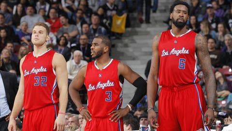 Clippers at Lakers, 10:30 p.m. ET
