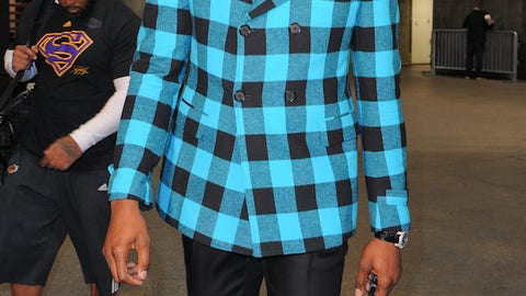 Fashion Forwards: Stunning moments in recent NBA style